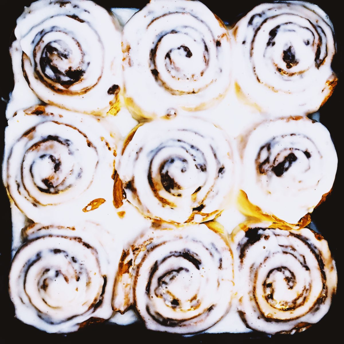 Highly Addictive Cinnamon Rolls on www.thedanareneeway.com